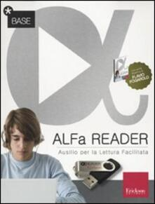 ALFa Reader Base (KIT: libro e chiavetta USB). Ausilio per la lettura facilitata. Lettore vocale.pdf