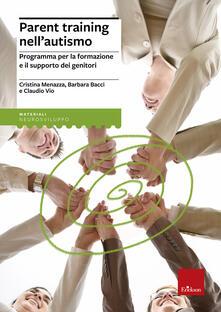 Parent training nellautismo. Programma per la formazione e il supporto dei genitori.pdf