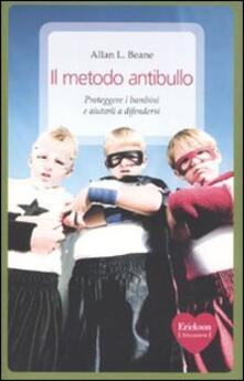 Letterarioprimopiano.it Il metodo antibullo. Proteggere i bambini e aiutarli a difendersi Image