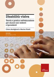 Ipabsantonioabatetrino.it Disabilità visiva. Teoria e pratica nell'educazione per alunni non vedenti e ipovedenti Image