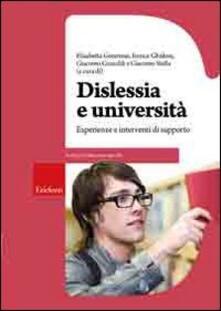 Dislessia e università. Esperienze e interventi di supporto.pdf