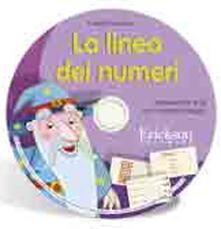 Listadelpopolo.it La linea dei numeri. Aritmetica fino al 20 con il metodo analogico. CD-ROM Image