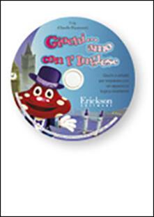 Antondemarirreguera.es Giochi... amo con l'inglese. Giochi e attività per imparare con un approccio logico-divertente. CD-ROM Image
