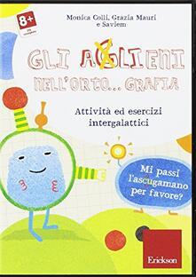 Voluntariadobaleares2014.es Gli aGlieni nell'orto... grafia. Attività ed esercizi integralatici. CD-ROM Image