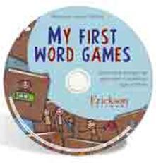 Amatigota.it My first word games. Giochi con le immagini per apprendere il vocabolario inglese di base. CD-ROM. Con libro Image