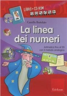 Tegliowinterrun.it La linea dei numeri. Aritmetica fino al 20 con il metodo analogico. Con CD-ROM Image
