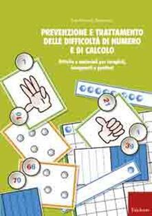 Promoartpalermo.it Prevenzione e trattamento delle difficoltà di numero e di calcolo Image