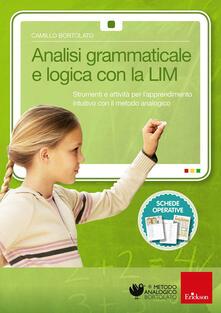 Cefalufilmfestival.it Analisi grammaticale e logica con la LIM. Strumenti e attività per l'apprendimento intuitivo con il metodo analogico. CD-ROM. Con libro Image