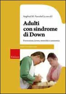 Antondemarirreguera.es Adulti con sindrome di Down. Formazione, lavoro, sessualità e autonomia Image