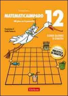Cefalufilmfestival.it MatematicaImparo. Vol. 12: Lilli gioca con la geometria. Image