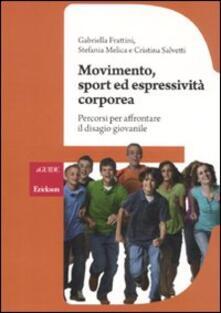 Squillogame.it Movimento, sport ed espressività corporea. Percorsi per affrontare il disagio giovanile Image