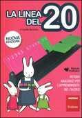 Libro La linea del 20. Metodo analogico per l'apprendimento del calcolo. Con strumento Camillo Bortolato