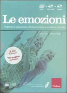 Facciamo il punto su... le emozioni. Proposte di educazione affettivo-emotiva a scuola e in famiglia. Con DVD. Con CD-ROM.pdf