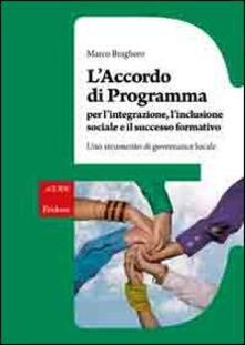 Voluntariadobaleares2014.es L' accordo di programma per l'integrazione, l'inclusione sociale e il successo formativo. Uno strumento di governance locale Image