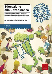 Educazione alla cittadinanza. Schede operative sui principi fondamentali della Costituzione.pdf