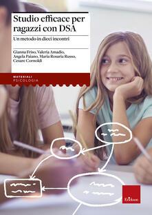 Steamcon.it Studio efficace per ragazzi con DSA. Un metodo in dieci incontri Image