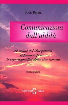 Osteriamondodoroverona.it Comunicazioni dall'aldilà. Le anime del purgatorio ci fanno sapere... Image