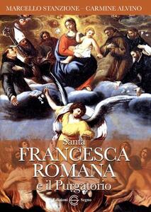 Santa Francesca Romana e il purgatorio