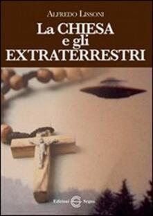 Rallydeicolliscaligeri.it La Chiesa e gli extraterrestri Image