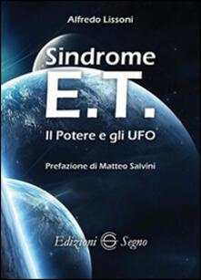 Listadelpopolo.it Sindrome E.T. Il potere e gli UFO Image