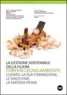 Voluntariadobaleares2014.es La gestione sostenibile della filiera foresta-legno-ambiente. L'uomo, la sua formazione, le macchine, la materia prima Image