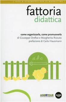 Osteriacasadimare.it Fattoria didattica. Come organizzarla, come promuoverla Image