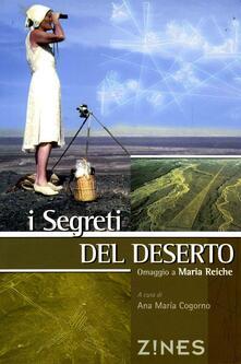 Nicocaradonna.it I segreti del deserto. Omaggio a Maria Reiche Image