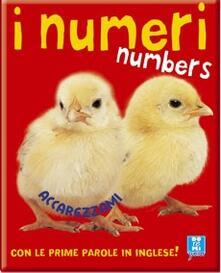 Daddyswing.es I numeri-Numbers. Ediz. illustrata Image