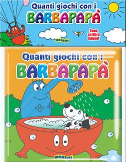 Quanti Giochi Con I Barbapapa Ediz Illustrata Libro Doremi