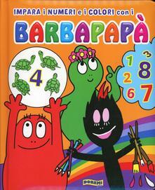 Tegliowinterrun.it Impara i numeri e i colori con i Barbapapà Image