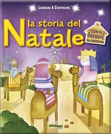 Camfeed.it La storia del Natale. Leggere & costruire. Con gadget Image