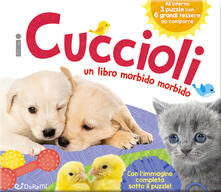 Camfeed.it I cuccioli. Teneri puzzle. Ediz. illustrata Image