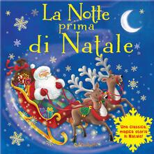 Secchiarapita.it La notte prima di Natale. Magico Babbo Natale Image