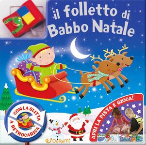 Il folletto di Babbo Natale