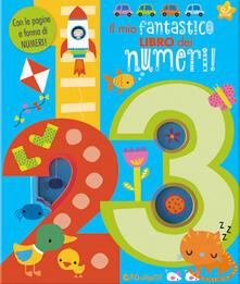 Premioquesti.it Il mio fantastico libro dei numeri! Gioco scopro. Ediz. a colori Image
