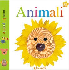 Winniearcher.com Animali. Piccole impronte. Ediz. illustrata Image
