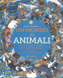 Tegliowinterrun.it Un mondo di animali. Monditondi. Ediz. a colori Image