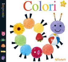 Camfeed.it Colori. Impronte. Ediz. a colori Image