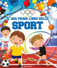 Il mio primo libro dello sport. Ediz. a colori.pdf