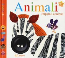 Amatigota.it Animali. Impara i contrari. Impronte. Ediz. a colori Image