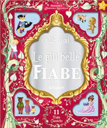 Le più belle fiabe - Emanuela Mannello - copertina