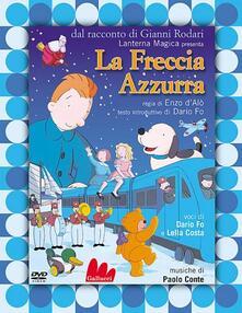 Antondemarirreguera.es La freccia azzurra. DVD Image