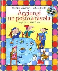 Aggiungi un posto a tavola. Con CD Audio - Garinei Pietro Giovannini Sandro Dorelli Johnny - wuz.it