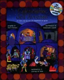 Radiosenisenews.it Calendario dell'Avvento. Libro pop-up. Con DVD Image