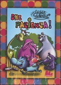 Che Pazienza! DVD. Con libro - Pazienza Andrea - wuz.it