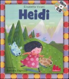 Fondazionesergioperlamusica.it Heidi. Con CD Audio Image