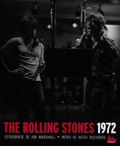 Libro The Rolling Stones 1972 Michelle Dunn Marsh Jim Marshall