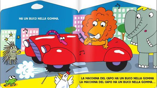 La macchina del capo. Con CD Audio - Laura Marcora - 2