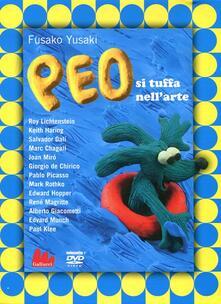 Writersfactory.it Peo si tuffa nell'arte. DVD. Con libro Image