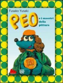 Vastese1902.it Peo e i maestri della pittura. DVD. Con libro Image
